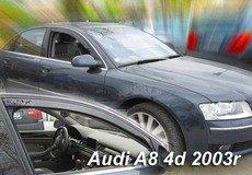 Covorase auto AUDI A8, 2002-2009