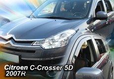 Covorase auto CITROEN C-CROSSER 2007--