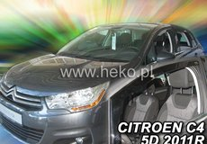Protectie bara spate CITROEN C4 Pana in 2010 coupe