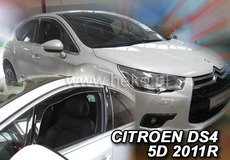 Protectie bara spate CITROEN DS4 Dupa 2011