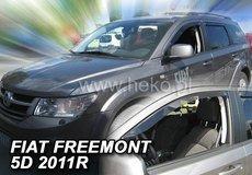 Protectie bara spate FIAT FREEMONT Dupa 2011