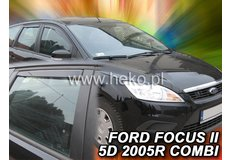 Covorase auto FORD FOCUS III 2011--