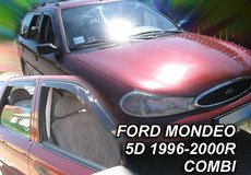 Masca radiator FORD MONDEO  an fabr. 1996-2000 (marca  HEKO)