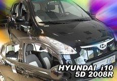 Covorase auto HYUNDAI i10 2008--