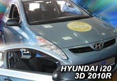 Covorase auto HYUNDAI i20 2008--