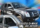 Paravant ISUZU D-MAX  an fabr. 2010 -- (marca  HEKO)
