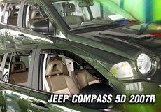 Covorase auto Jeep Compass, din 2017