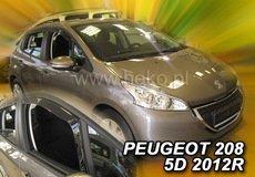 Paravant Peugeot 208 an fabr. 2012 (marca Heko)