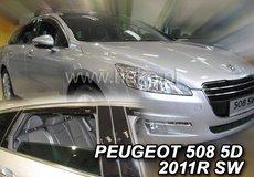 Paravant Peugeot 508 SW an fabr.2011- (marca Heko)