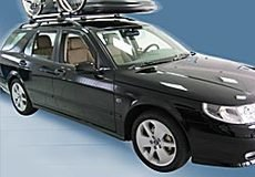 Paravant SAAB 9.3 Sedan(limuzina) an fabr. 2002- (marca  HEKO)