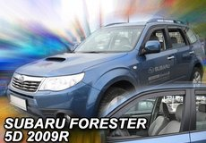 Paravant SUBARU FORESTER    an fabr. 2009- (marca  HEKO)