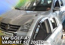 Paravant VW GOLF V Combi an fabr. 2007- (marca  HEKO)