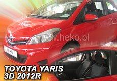 Paravant Toyota Yaris, an fabr. 2011
