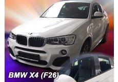 Paravanturi auto Bmw X4 (F26), Dupa 2013