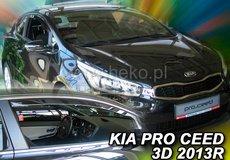 Paravanturi auto Kia Pro C`eed, Hatchback 3D, an fabr. 2013-2018 (marca Heko)