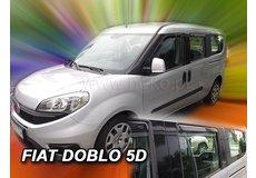 Paravanturi Fiat Doblo, set fata-spate, dupa 2010