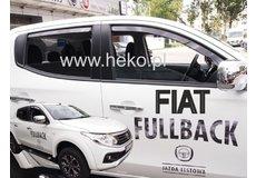 Paravanturi Fiat Fullback, dupa 2016