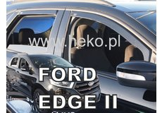 Paravanturi Ford Edge, dupa 2016