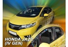 Paravanturi Honda Jazz, dupa 2015