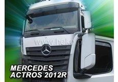 Paravanturi Mercedes Actros dupa 2012