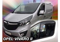 Paravanturi Opel Vivaro/ Ren. Trafic/ Fiat Talento, dupa 2014