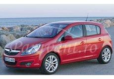 Paravanturi Szatuna pentru Opel Corsa D, 5 usi, an fabr. 2006-2014; Set Fata