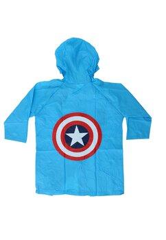 Pelerina ploaie, Avengers, albastra