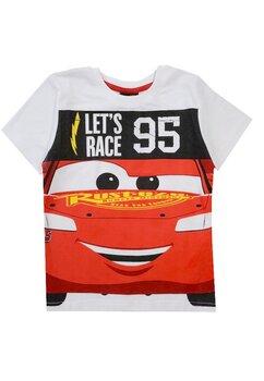 Tricou, Race 95,alb