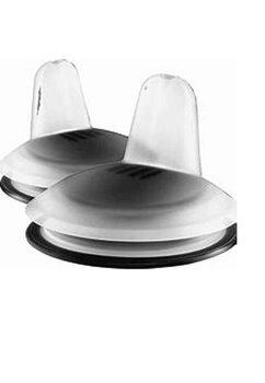 Adaptor de baut Avent, cu cioc, negru,  SCF252/00