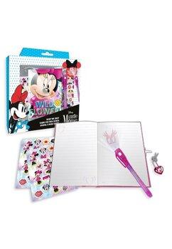 Agenda secreta+pix, roz