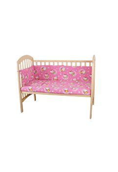 Aparatoare laterala 180 x 30 cm,  Hello Kitty roz