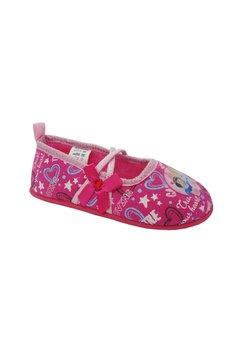 Balerini panza Princess, roz inchis