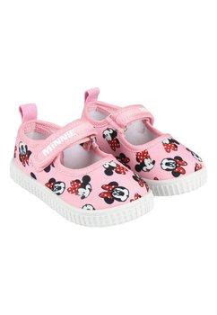 Balerini, roz cu inimioare, Minnie Mouse