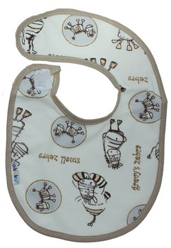 Baveta, Akuku, small zebra, 0-6 luni