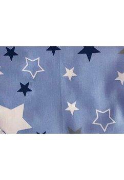 Baveta, albastra cu stelute bluemarin, 0-6 luni