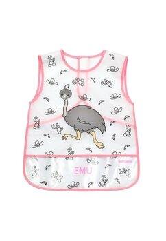 Baveta tip sort, Emu, roz, +24 luni