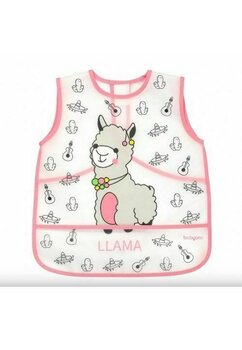 Baveta tip sort, Llama, roz, +12 luni