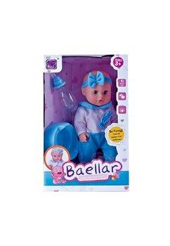 Jucarie bebelus, Baellar, albastru
