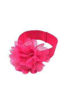 Bentita cu floare, Ella, roz