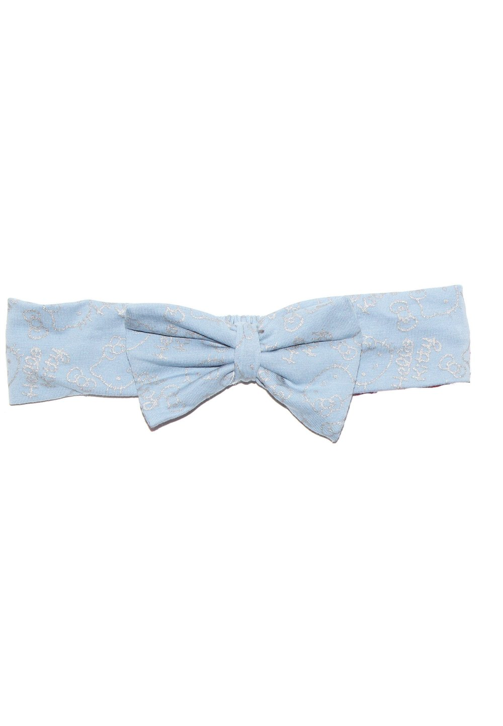 Bentita HK albastra, cu fundita imagine