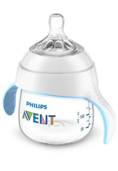 Biberon Philips Avent cu maner, 150ml, SCF251/00