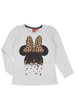 Bluza alba, Minnie Mouse