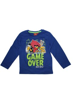Bluza albastra, Game over