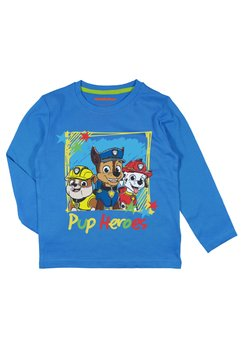Bluza albastra, Pup Heroes