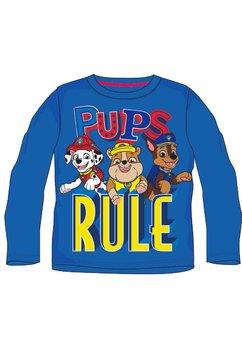 Bluza albastra, Pups rule