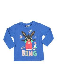 Bluza baieti, Bing, albastru deschis