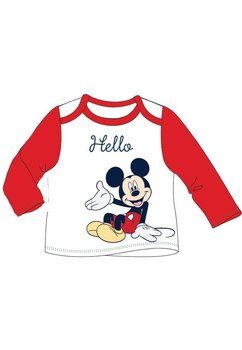 Bluza bebe, Hello Mickey, rosie
