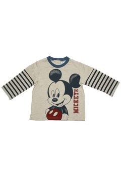 Bluza, Mickey, crem cu dungi