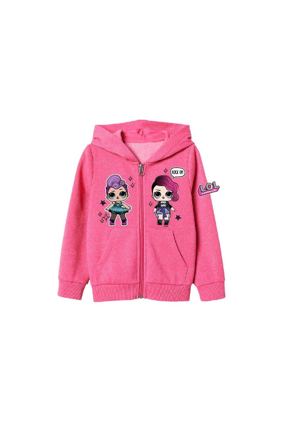 Bluza de trening, LOL, Rock On, roz