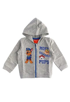 Bluza de trening, Most valuable pups, Paw Patrol, gri